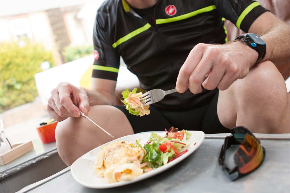 perfect cycling diet